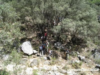 Alto Tajo - Hundido de Armallones, conocer gente guadalajara; excursiones en el dia